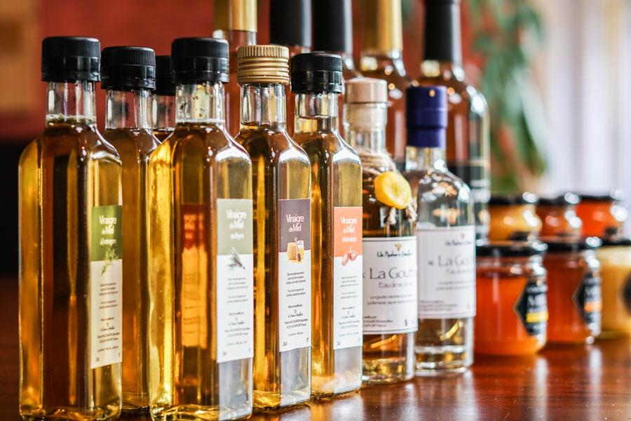 production de produits a base de miel du lot et garonne